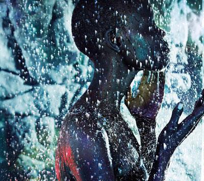 moderne technologien sensory sky designer dusche dornbracht