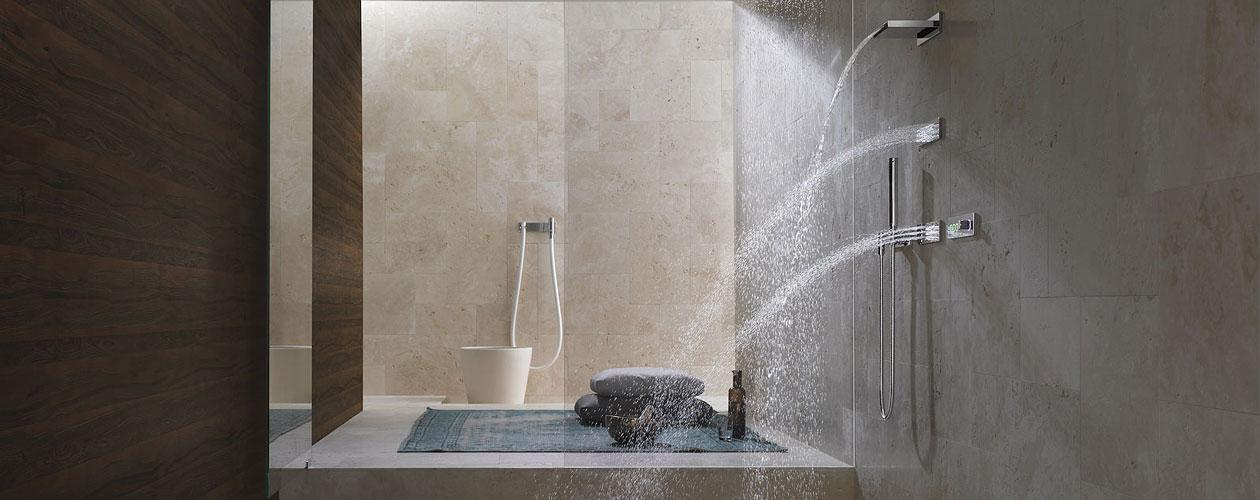 vertical shower wiesmann shk remscheid wermelskirchen. Black Bedroom Furniture Sets. Home Design Ideas