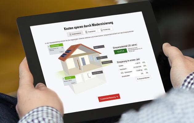 Viessmann-Handy-Tablet-Steuerung