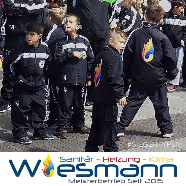 #Siegertypen #1FCKlausen #WiesmannSHK