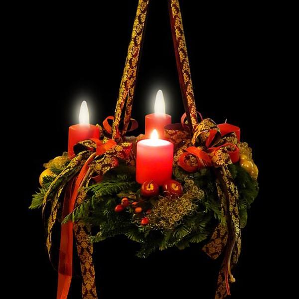 Wir senden Euch die liebsten 3. Advent Grüße, …