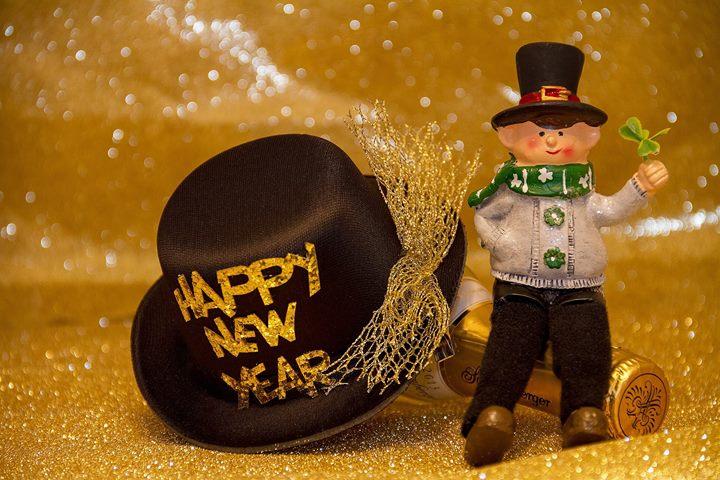 Möge das neue Jahr ruhig starten, langsam …