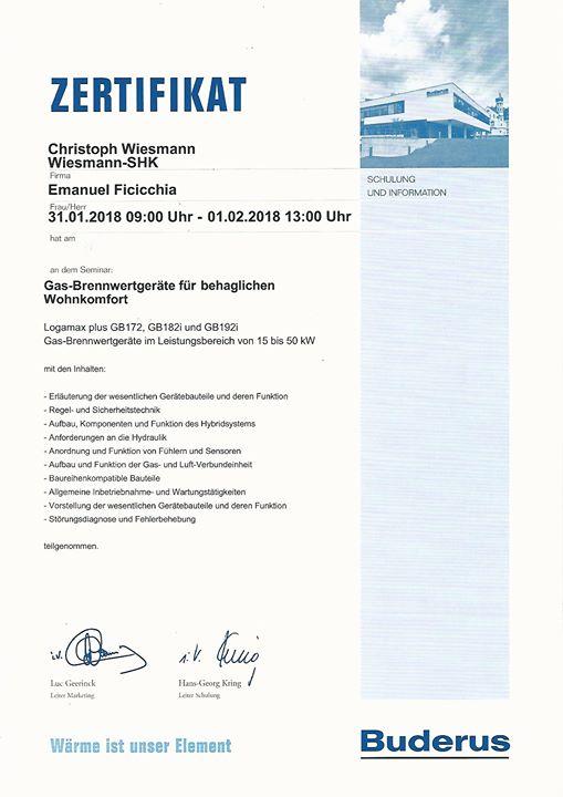 Wiesmann-SHK.de hat ein neues Foto hinzugefügt …
