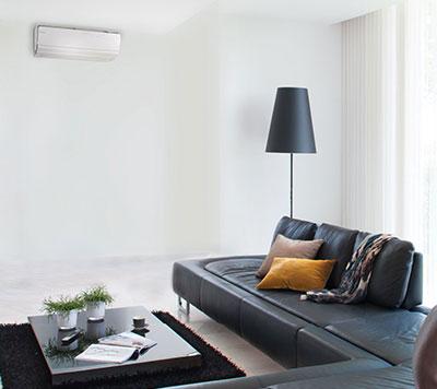 klimaanlage f r ihr eigenheim oder wohnung wiesmann shk. Black Bedroom Furniture Sets. Home Design Ideas